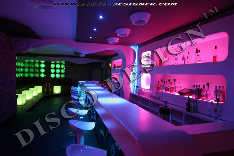 Unicate Bar Lounge Design