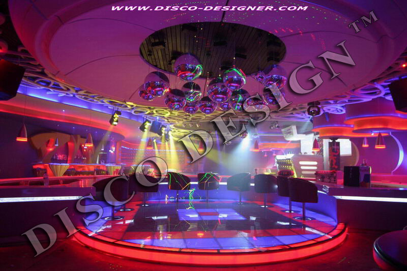 NIGHT CLUB DESIGN